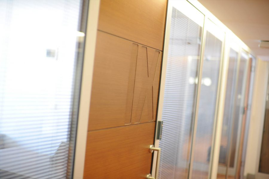 hazır ofis kapısı
